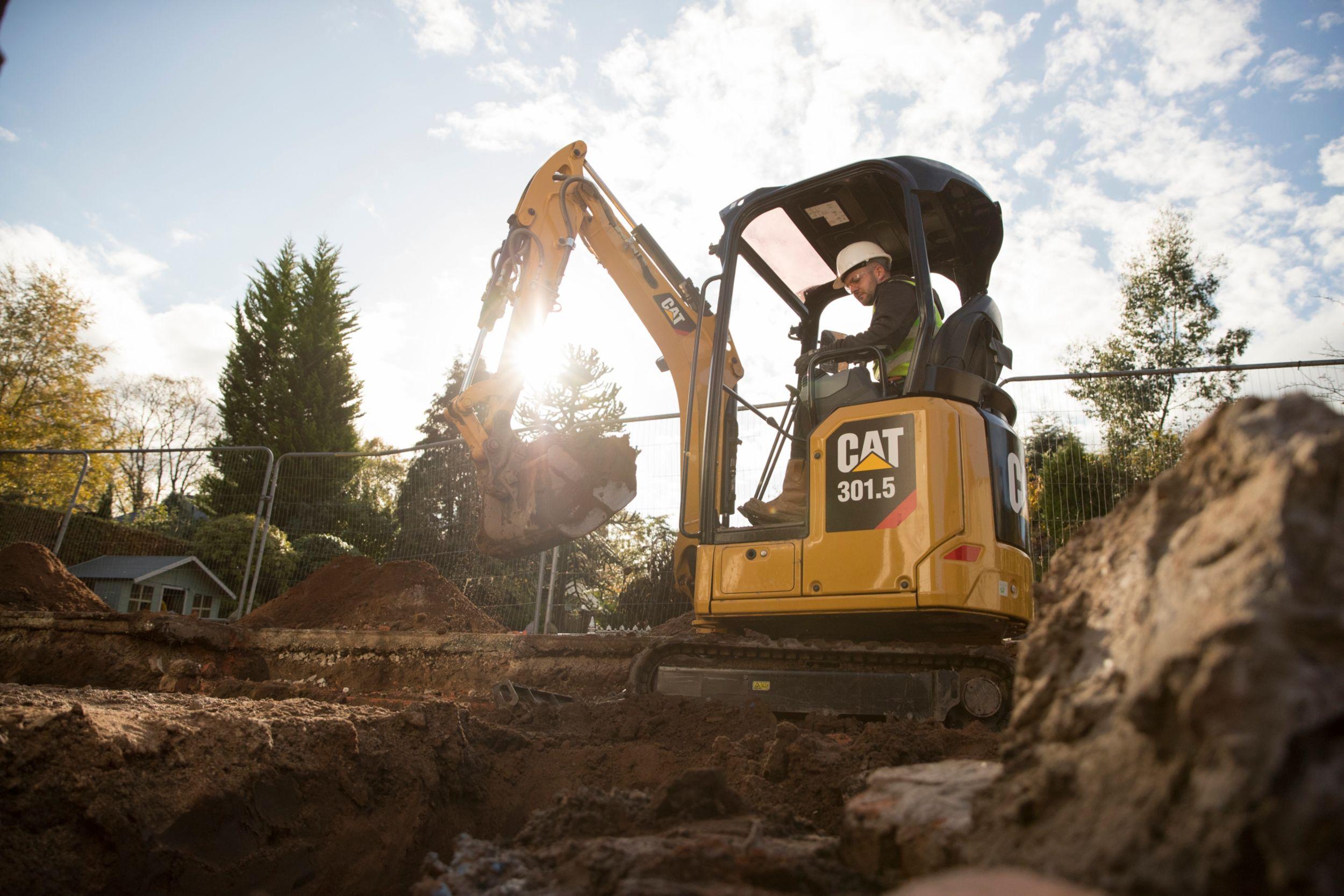 301.5 Mini Excavator