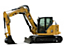 309 CR VAB Mini Hydraulic Excavator