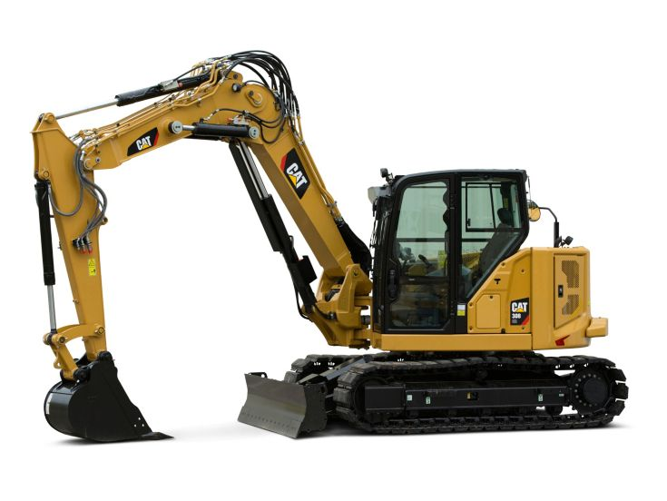 Skid Steer and Compact Track Loaders - 308 CR VAB