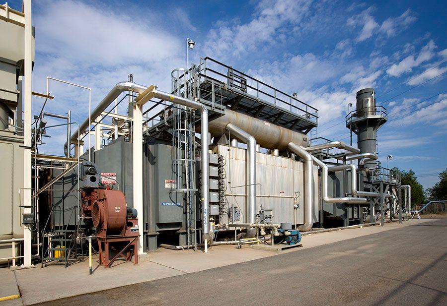 Tesoro Petroleum CHP System