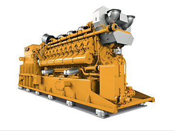 Cat | Gas Generators - Natural Gas Generators | Caterpillar
