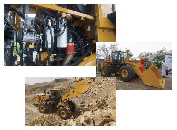 Shandong Engineering Machinery - Perkins® 2206 Series