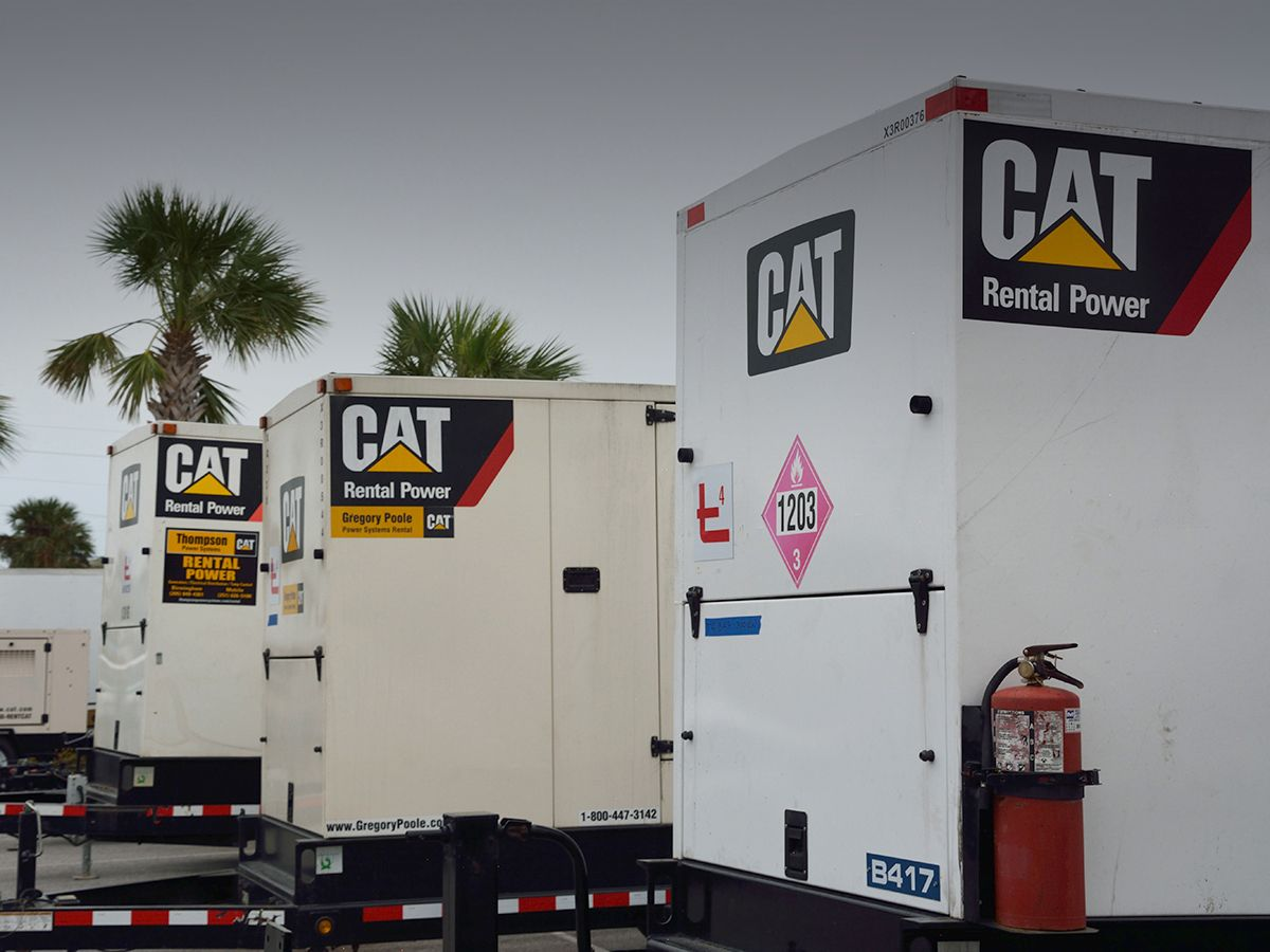 Disaster Relief in the Midst of Hurricane Michael