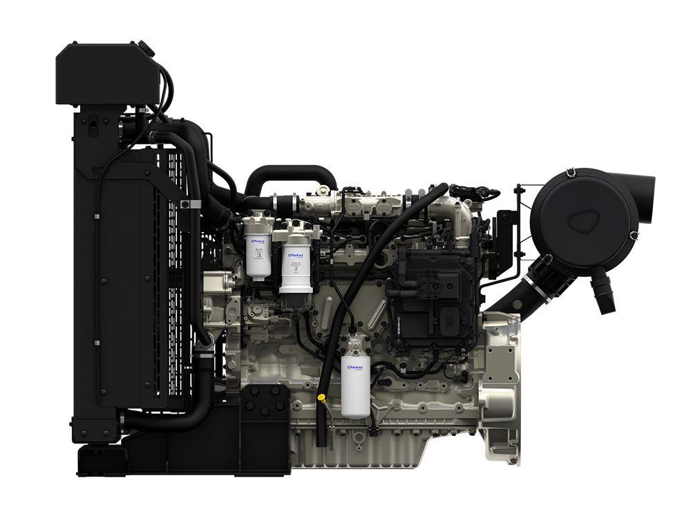 Perkins exhibits a full range of high power density engine solutions at POWER-GEN International
