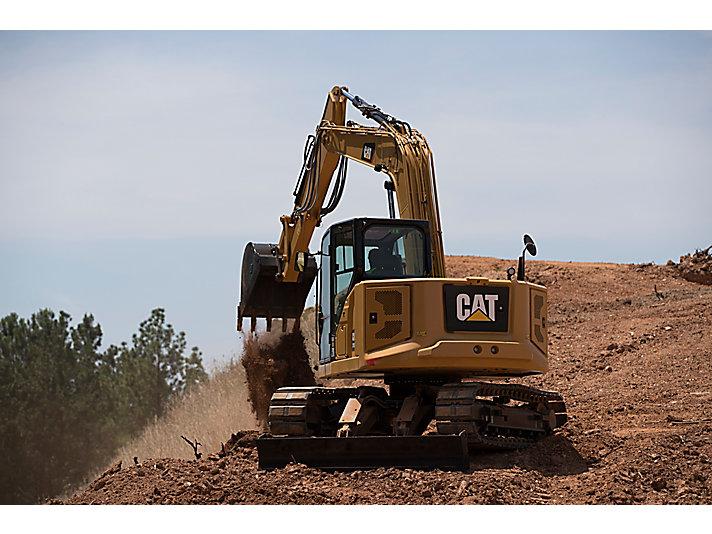 Cat   310 Mini Excavator   Caterpillar