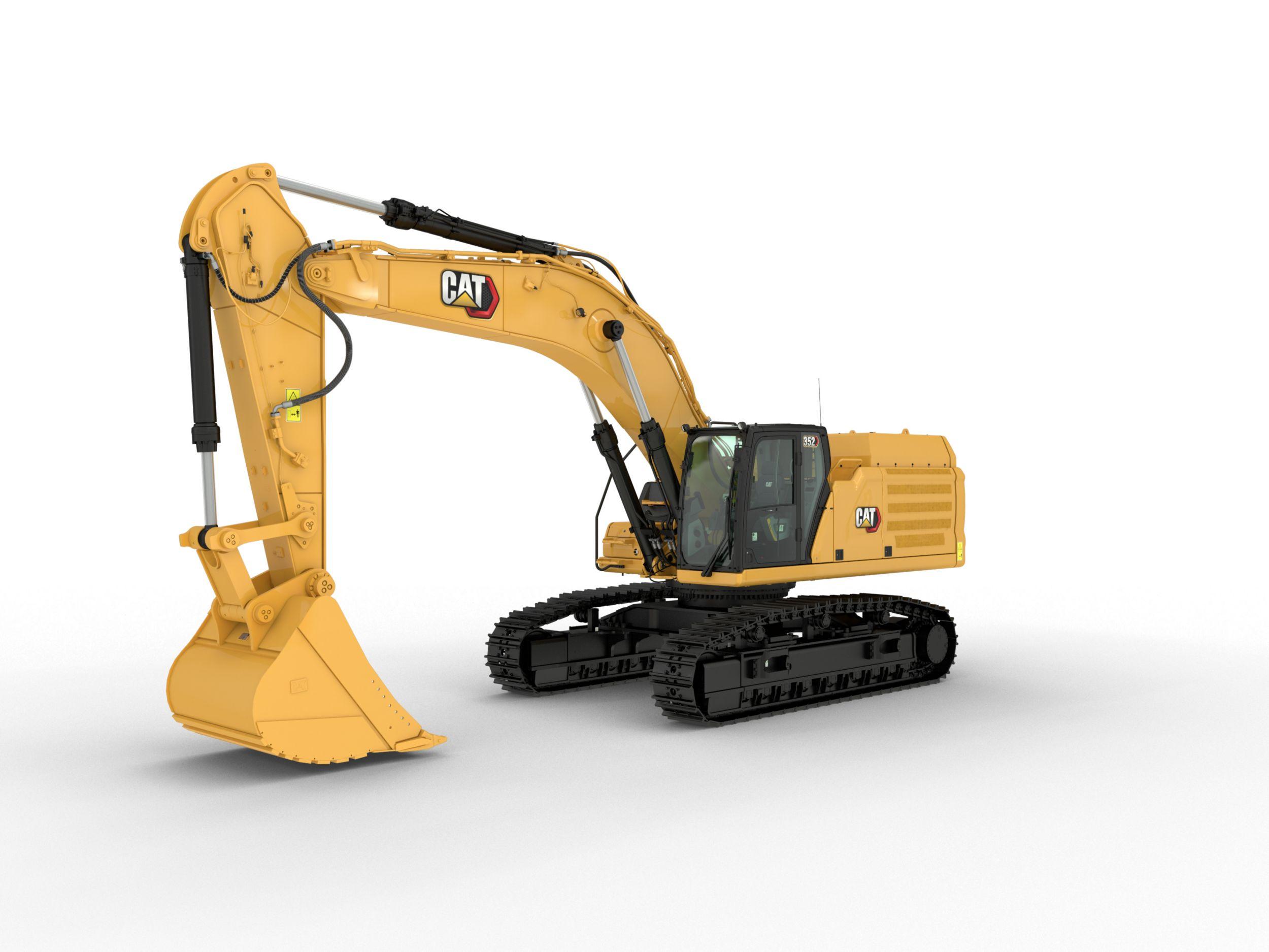 352 Hydraulic Excavator