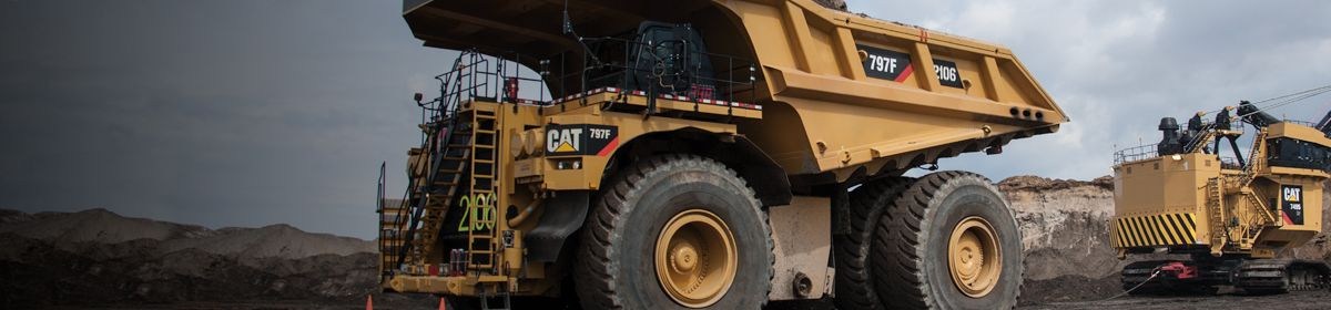 Cat Surface Mining