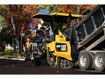 Cat Grade with Grade and Slope For Pavers