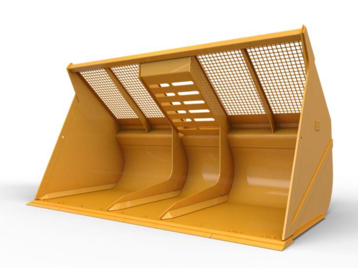 Buckets - Loader - Woodchip Bucket 11.9 m³ (15.5 yd³)