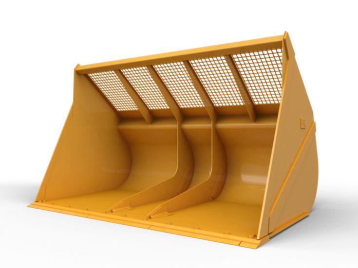 Augers - Woodchip Bucket 9.2 m³ (12 yd³)