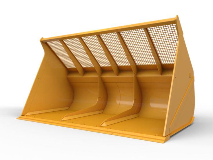 Augers - Woodchip Bucket 17.2 m³ (22.5 yd³)