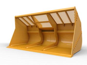 Woodchip Bucket 11.5 m³ (15 yd³)