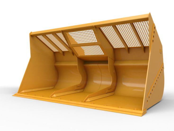 Augers - Woodchip Bucket 11.5 m³ (15 yd³)