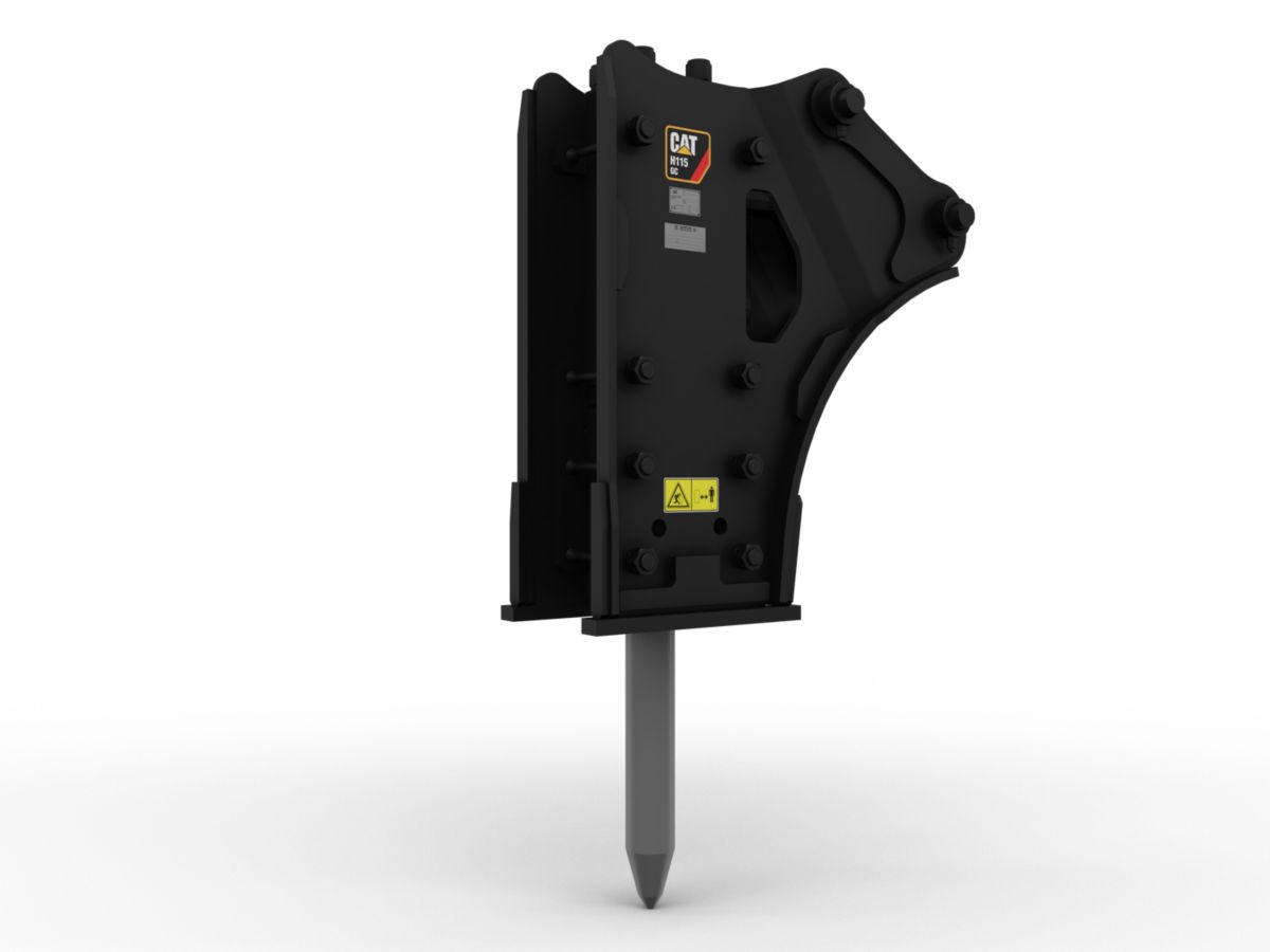 H115GC, side mount