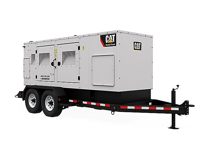Cat | XQ230 | 182 kW (228 kVA) Mobile Generator | Caterpillar