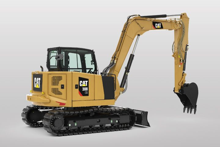 308 CR Mini Excavator