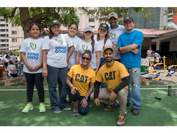 Young Professionals of Caterpillar (YP)