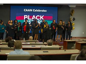 Caterpillar African American Network (CAAN)