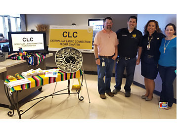 Caterpillar Latino Connection (CLC)