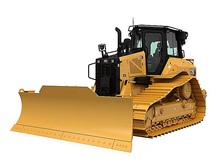 D5 Dozers | Bulldozers | Crawler Dozers | Caterpillar - Cat