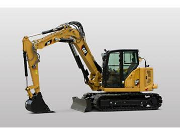 308 CR VAB Mini Excavator