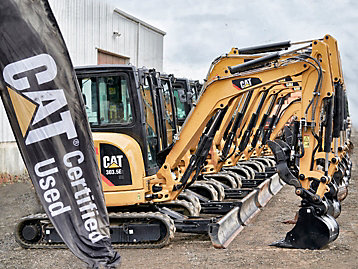 Used Equipment - CatUsed.com