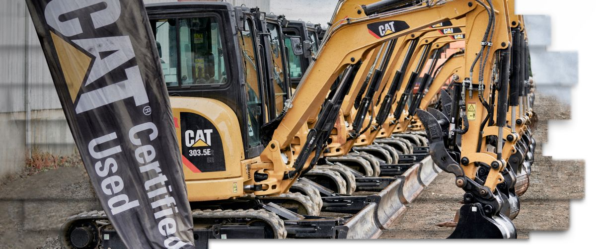 How to Buy Equipment on CatUsed.com