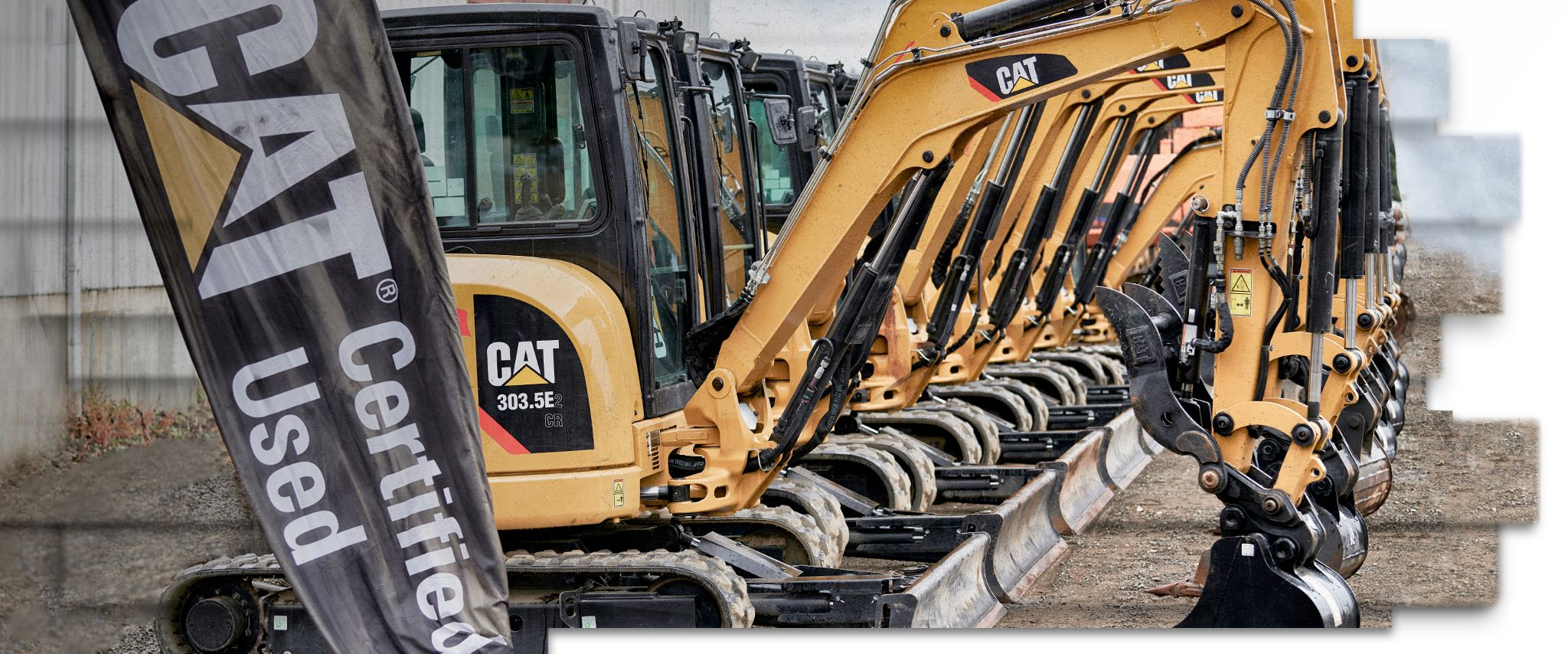 Why Should I Buy Cat Certified Used Equipment?