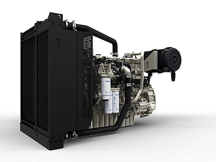 1706D-E93TAG Electric Power Diesel Engine