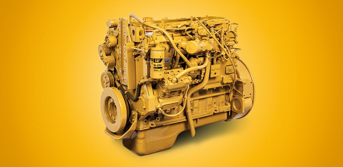 Cat Reman Medium-Duty Engines & Kits