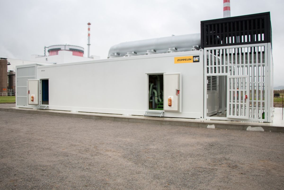 Diesel Generators Provide Power Solution Designed to Withstand Damage