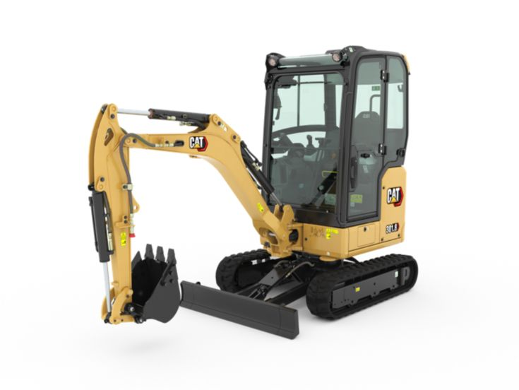 Skid Steer and Compact Track Loaders - 301.8