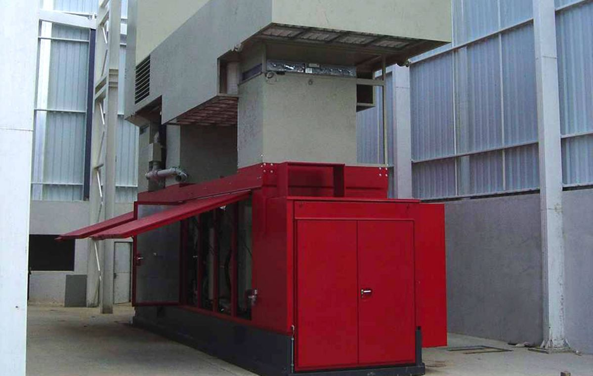 Pulp and Paper Industry Cogeneration