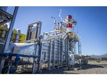Cogeneration Solutions for the Pulp Drying Process