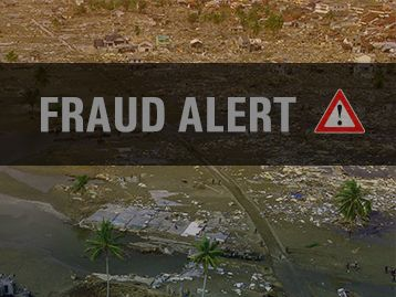 Fraud alert article