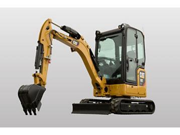 302 CR Mini Excavator