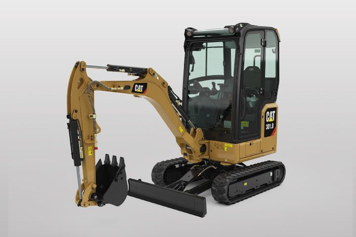 301.8 Mini Excavator