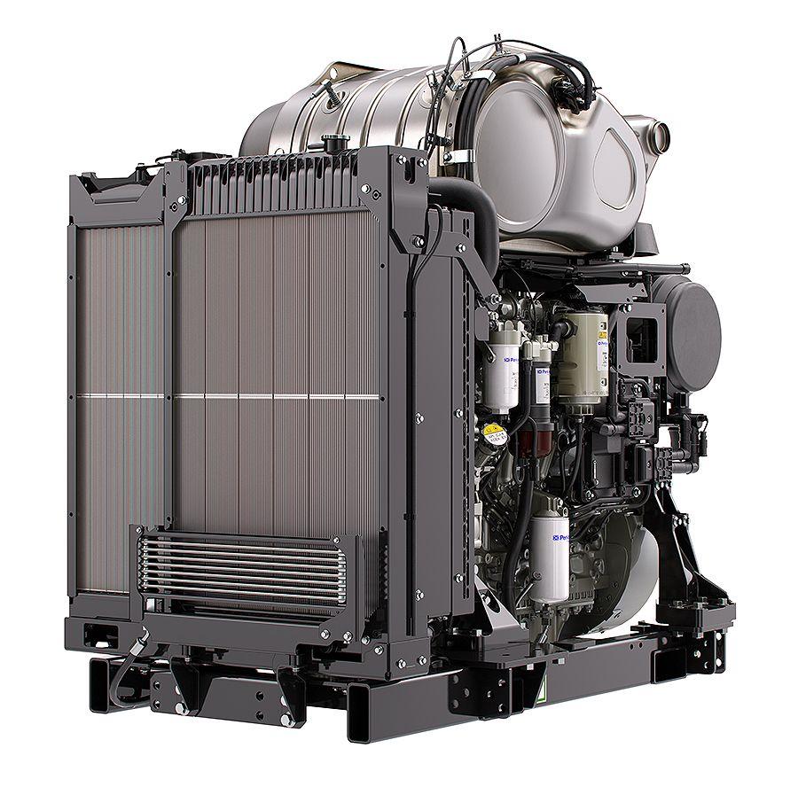 Perkins 欧盟 Stage V 标准电力发动机系列在 2019 年 MEE 亮相