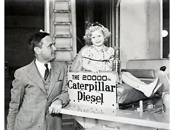 20,000th Caterpillar diesel tractor, 1936.
