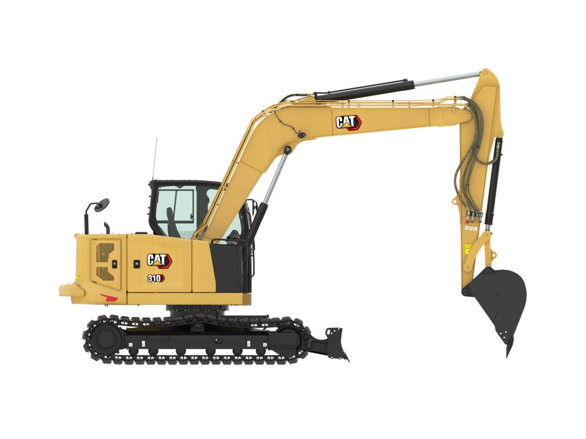 New 310 Mini Hydraulic Excavator Excavators - Track For Sale
