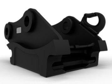 S80 S Type Excavator Coupler: 573-3169