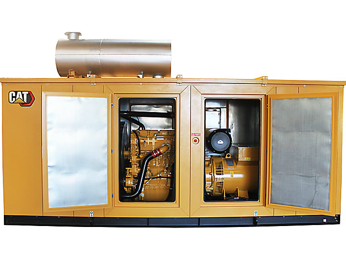 Electric Power Generation - Diesel Generator Sets - Toromont Cat