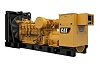 3512 MUI Modular Rear Overhang Generator Set (Rear Left)
