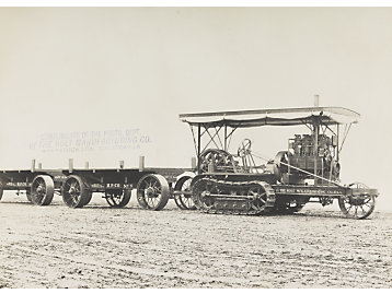 Holt 45 Track-Type Tractor
