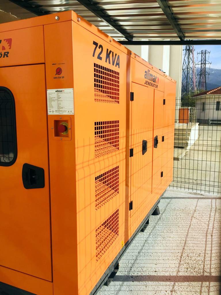 Alimar keeps power on in Konya, Turkey