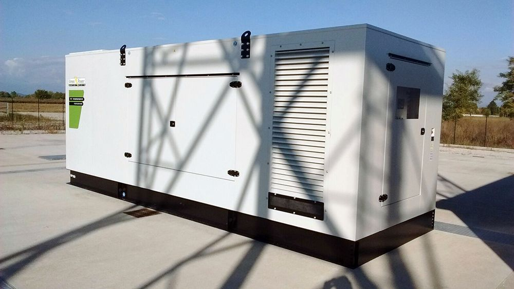 Protecting citizens with the help of Green Power/Perkins
