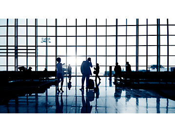 Aksa and Perkins power touch down at Kotoka Airport's plush new Terminal 3