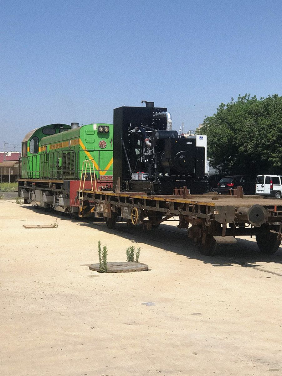 CGM and Perkins on point for Moroccan railway