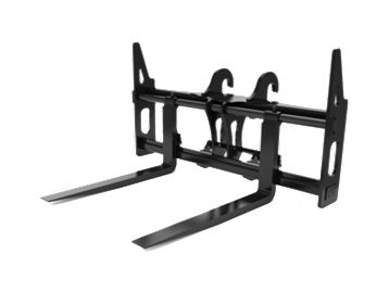 1524 mm (60 in) - Construction Forks