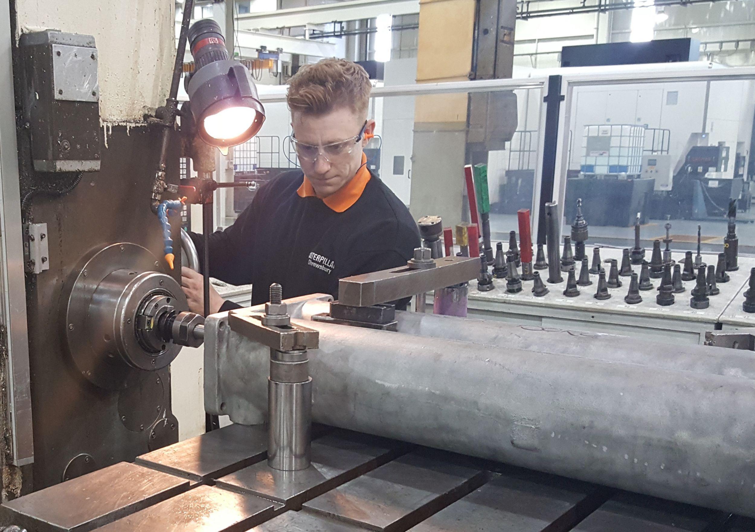 Shrewsbury Apprenticeship